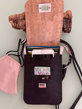 Judi Anne Cork Phone Bag