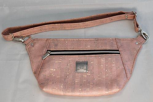 Hip/Sling Bag - Pink Shimmer