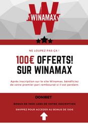 Flyers Winamax