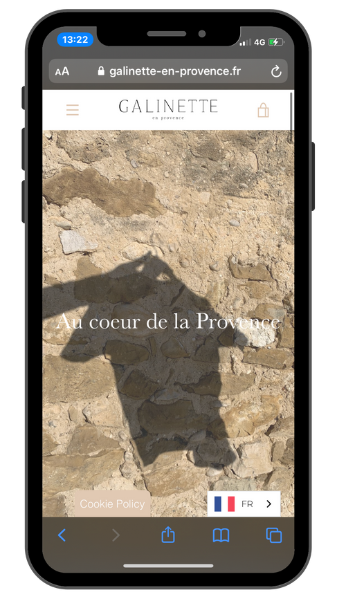 Création site Internet Luberon - Galinette en Provence - Doniworld.png.png