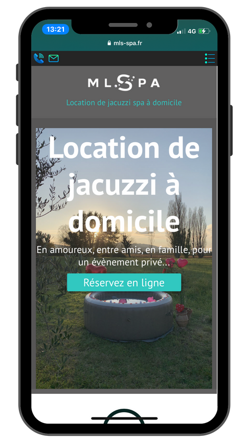 Création site Internet Luberon - MLS SPA - Doniworld.png.png