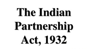 NOTES|Some Basic QnA Related To Partnership Act,1932 That Might Be Important To You