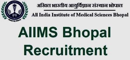 JOB POST : Legal Assistant At AIIMS, BHOPAL
