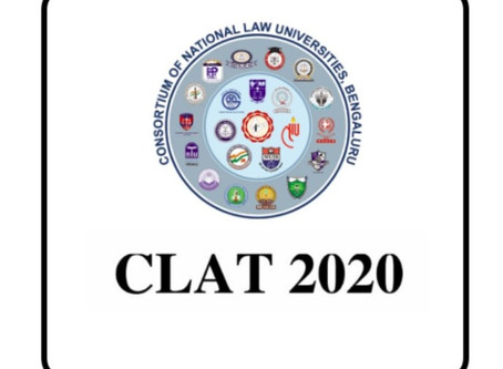 Common Law Admission Test (CLAT) 2020 To Be Held On September 7