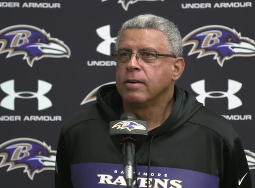 Ravens' Assistant Head Coach/Pass Coordinator and WRs Coach David Culley Quotes 8.22.20