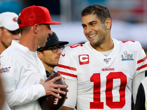 49ers' QB Jimmy Garoppolo Quotes 8.4.20
