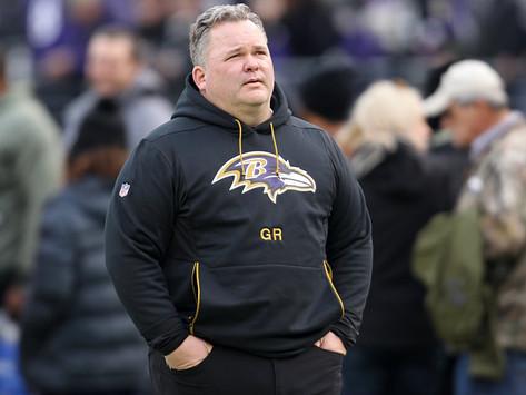 Ravens' OC Greg Roman Quotes 8.12.20