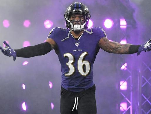 Ravens' S Chuck Clark Quotes 8.24.20