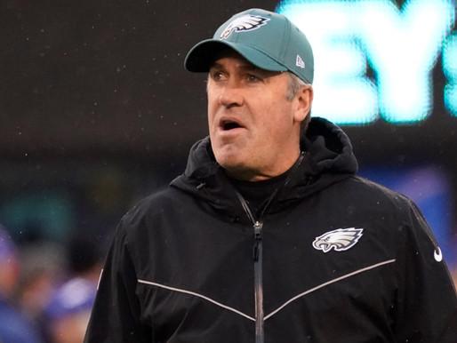 Eagles' HC Doug Pederson Quotes 8.29.20