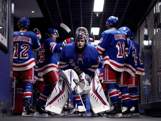 Dearie Diary: New York Rangers 2020-21 Season Preview
