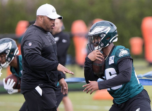 Eagles' Assistant Head Coach/RBs Coach Duce Staley Quotes 8.19.20