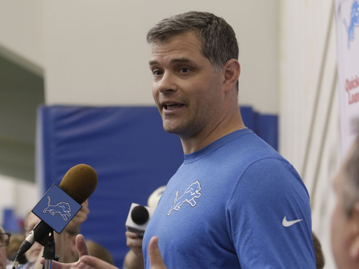 Saints' QB Coach Joe Lombardi Quotes 8.31.20