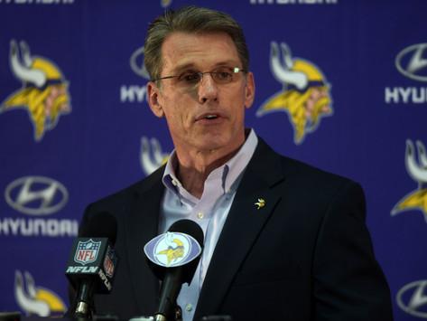 Vikings GM Rick Spielman Quotes 4/25/20