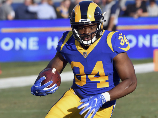 Rams' RB Malcolm Brown Quotes 8.10.20