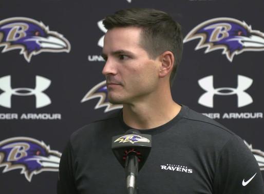 Ravens' LB Coach Mike MacDonald Quotes 8.23.20