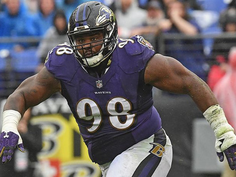 Ravens' NT Brandon Williams Quotes 8.14.20