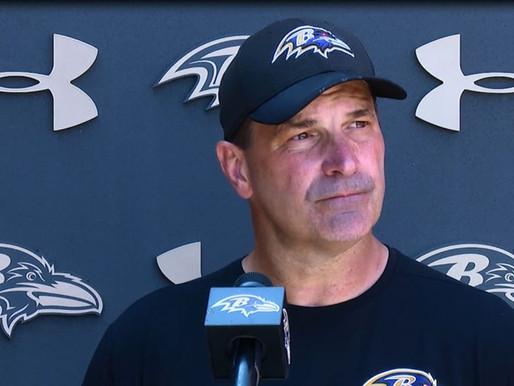 Ravens' Defensive Line Coach Joe Cullen Quotes 8.23.20