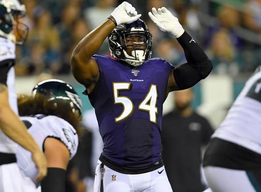 Ravens' OLB Tyus Bowser Quotes 8.25.20