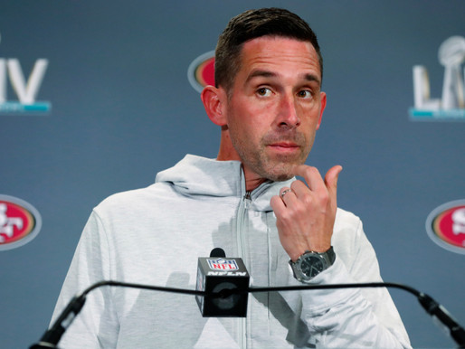 49ers' HC Kyle Shanahan Quotes 8.25.20