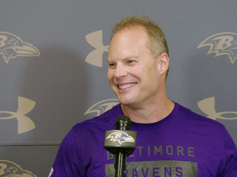 Ravens' Head Strength and Conditioning Coach Steve Saunders Quotes 8.3.20