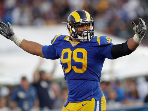 Rams' DT Aaron Donald Quotes 8.5.20