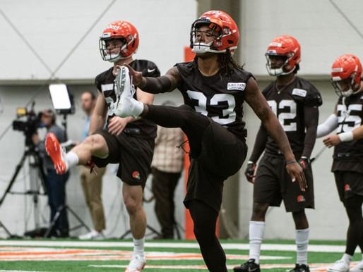 Browns' S Sheldrick Redwine Quotes 8.28.20