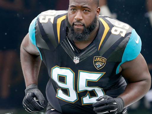 Jaguars' DT Abry Jones Quotes 8.13.20