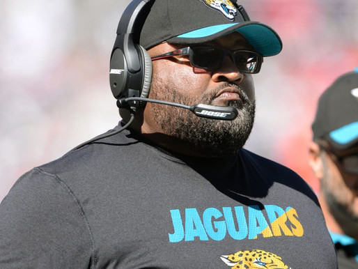 Jaguars' TE Coach Ron Middleton Quotes 8.18.20