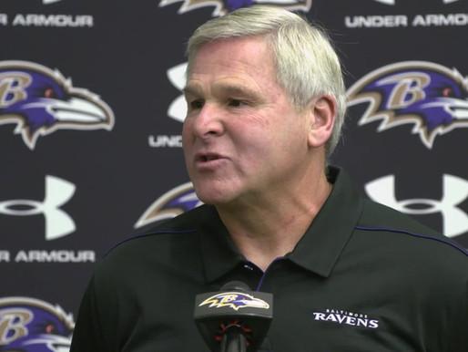 Ravens' Offensive Line Coach Joe D'Alessandris Quotes 8.22.20