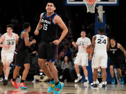 Big East Tournament Quotes - DePaul