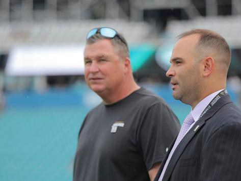 Jaguars' GM Dave Caldwell & HC Doug Marrone Quotes 4.24.20