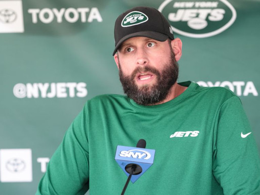 Jets' HC Adam Gase Quotes 9.1.20
