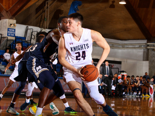 Blackjack's Blog: FDU Falls to Merrimack inside Rothmann