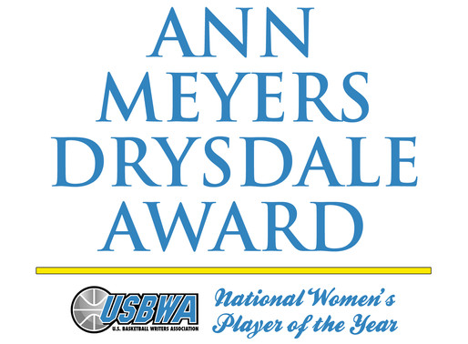 USBWA's Ann Meyers Drysdale Award Watch List Released