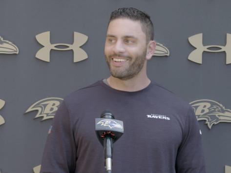 Ravens' RB Coach Matt Weiss Quotes 8.22.20