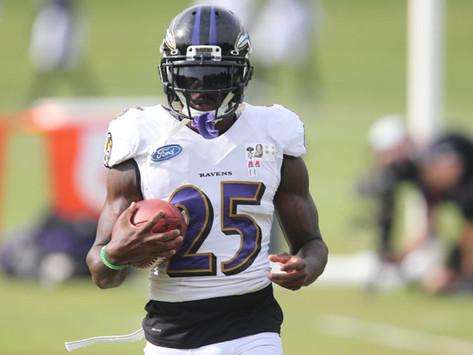 Ravens' CB Tavon Young Quotes 8.25.20