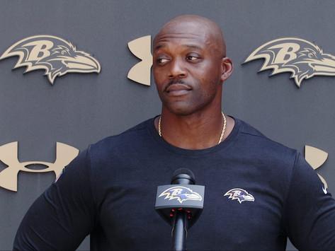 Ravens' Pass Defense Coordinator Chris Hewitt Quotes 8.23.20