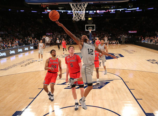 Big East Tournament Quotes - Georgetown
