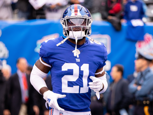 Giants' S Jabrill Peppers Quotes 8.12.20