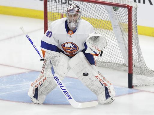 Isles Hot Seat: Player Report Card: Semyon Varlamov