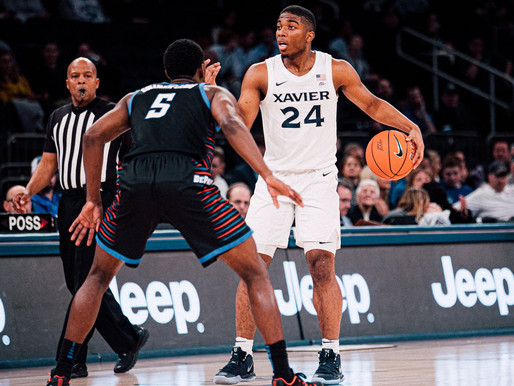 Big East Tournament Quotes - Xavier