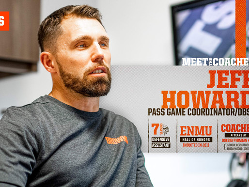 Browns' Pass Game Coordinator/DBs Coach Jeff Howard Quotes 8.28.20
