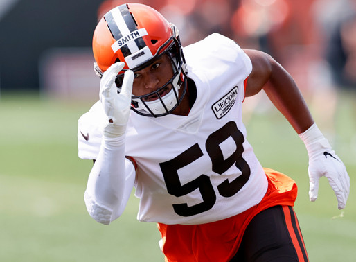 Browns' LB Malcolm Smith Quotes 8.29.20