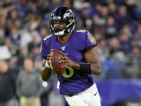 Ravens' QB Lamar Jackson Quotes 8.18.20