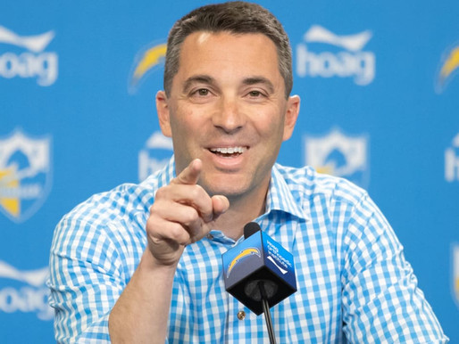 Chargers' GM Tom Telesco Day 3 Draft Availability 4.25.20
