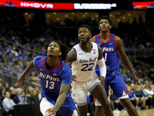 Pirates hold off relentless Blue Demons in Chicago
