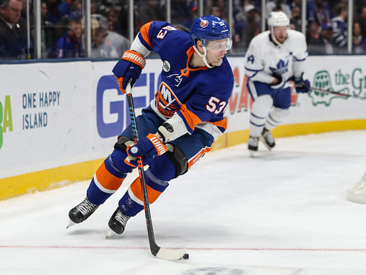 Isles Hot Seat: Player Report Card: Casey Cizikas