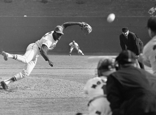 Cardinals Legend Bob Gibson Dies at 84