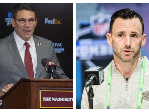 Washingtons' HC Ron Rivera & VP of Player Personnel Kyle Smith Quotes 4/25/20