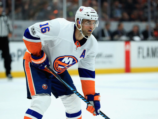 Isles Hot Seat: Player Report Card: Andrew Ladd